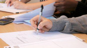 children-writing-11-Plus-Tutoring